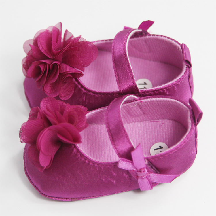 Baby girl shoes soft princess Spring and autumn L06
