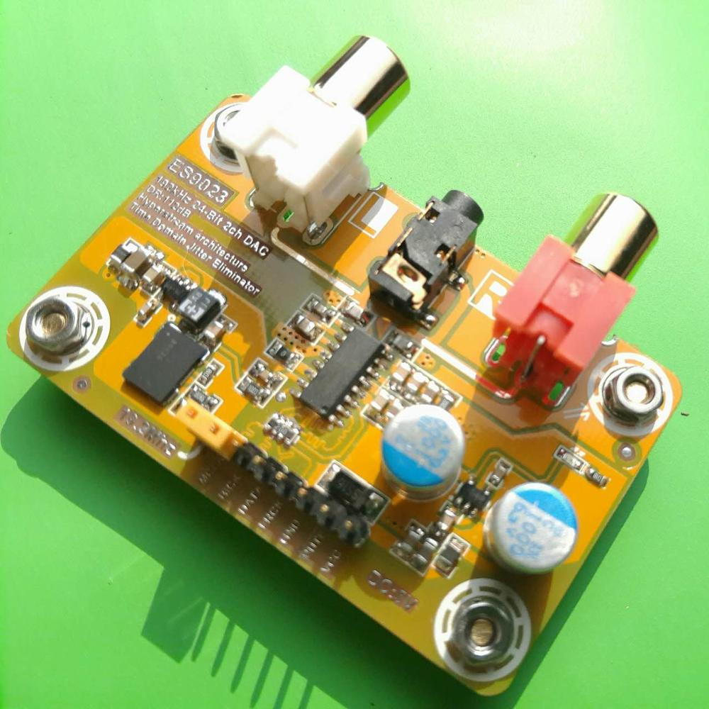 Es9023 Lossless Digital Audio I2s Dac Decoder Hifi Full Patch With Details About 12v Mini Pam8610 Stereo Amplifier Circuit Sufficient Material In Integrated Circuits From Electronic Components Supplies On