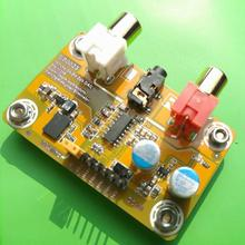 Sale ES9023 lossless digital audio I2S-DAC decoder! HIFI full patch with sufficient material!