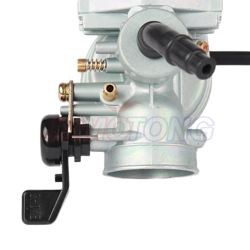 Image 5 - Engine PZ22 22mm Carburetor & 38mm Air Filter For Keihin 125cc KAYO Apollo Bosuer xmotos Kandi dirt/pit bikes monkey bikes ATV-in Carburetor from Automobiles & Motorcycles