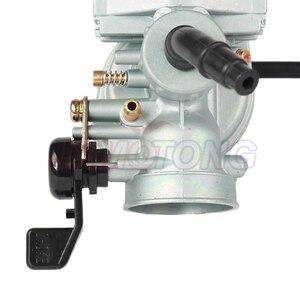 Image 5 - Карбюратор двигателя PZ22 22 мм и воздушный фильтр 38 мм для Keihin 125cc KAYO Apollo Bosuer XMoto Kandi внедорожные/питбайки велосипеды мотовездеход