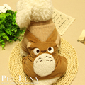 2016 New arrival Hot Soft Winter Warm Pet Dog Clothes Cozy bib Dos Costume Clothing Jacket Teddy Hoodie Coat super cute lovely