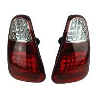 2pcs Set Car LED Rear Light Taillight Brake Lamp Led Tail Light Assembly For MINI Cooper