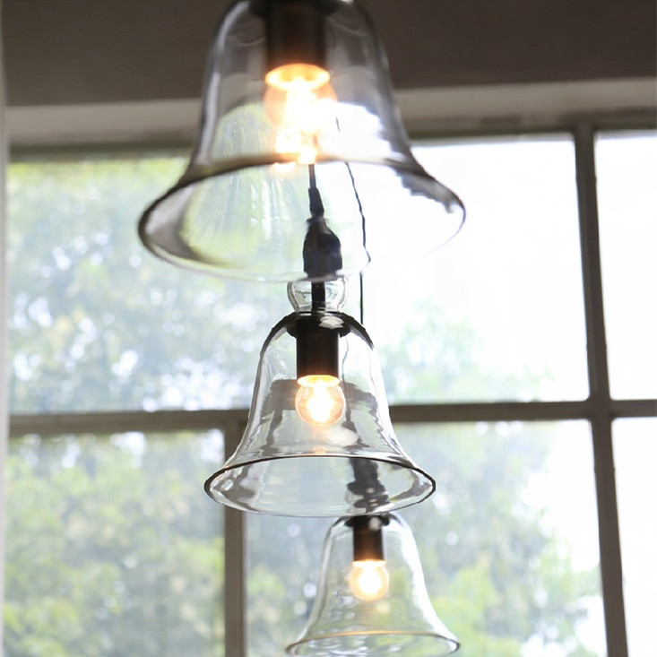sino pingente de vidro lampada e27 quarto 05