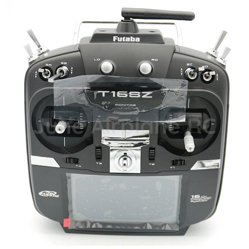 Rabatt Original Futaba 16SZ fernbedienung (Ni Mh) mit R7008SB empfänger 2,4G für hubschrauber-in Teile & Zubehör aus Spielzeug und Hobbys bei  Gruppe 2