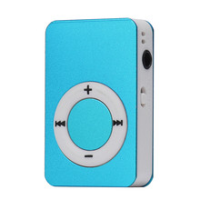 Hot sale & Wholesale! Portable USB Digital Mini Mp3 Music Player Support 8GB Micro SD/TF Card NOJL14