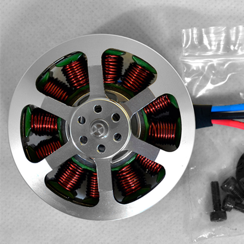 Image 3 - Brushless Motor CW/CCW KV400 KV335 for RC Airplane Plane Multi copter 5008 Brushless Outrunner Motor 8 pcs-in Parts & Accessories from Toys & Hobbies