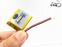 Liter energy battery JST 2.54mm 3.7V,500mAH 503035 Polymer lithium ion / Li-ion battery for tablet pc BANK,GPS,mp3,mp4