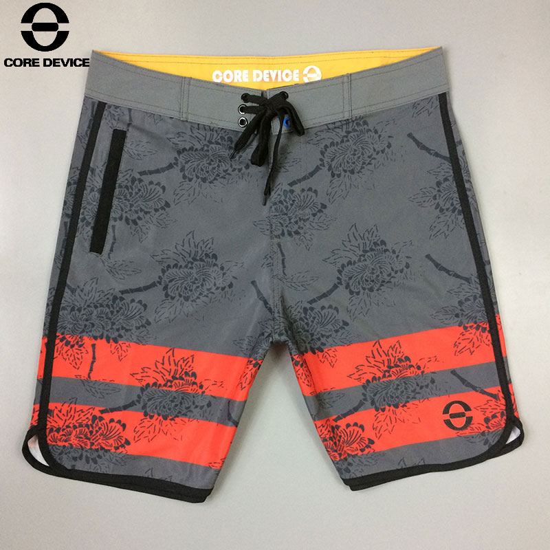 2019 New Quick Dry Striped Summer Comfort Men   Board     Shorts   Swimwear Men Beach   Shorts   Men Bermuda   Short   Boardshorts
