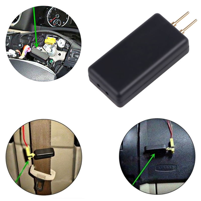 Airbag SRS System Car Airbag Inspection Tool Instead Of Airbag Repair Seat Belt Side Air Curtain Internal Resistance