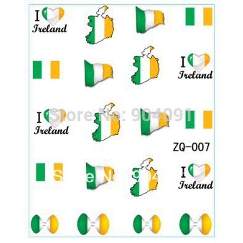 Aliexpress.com : Buy HOTSALE 20sheet/LOT Ireland Flag World Cup ...