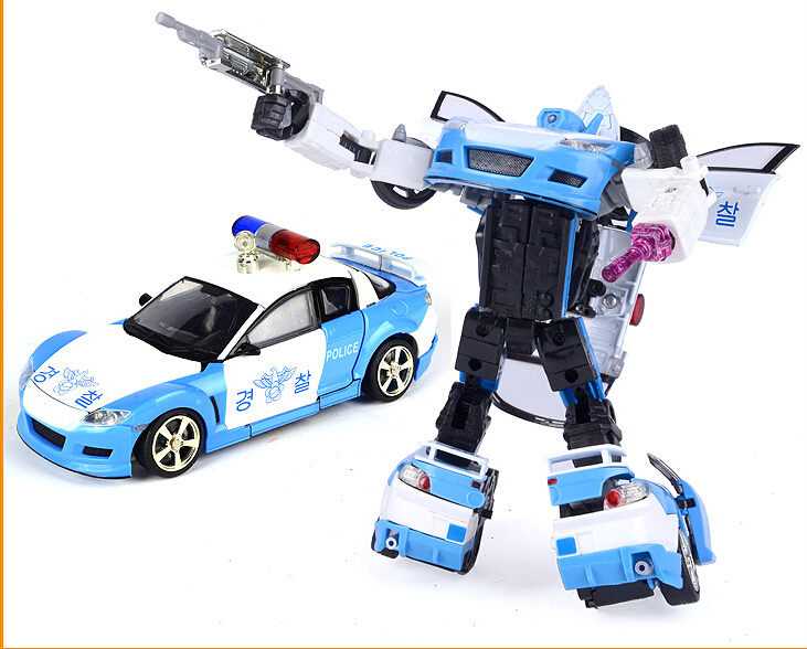 2015 metal deformation robot car 20 b series gundam toys childrenRD800413 - Toys UU store
