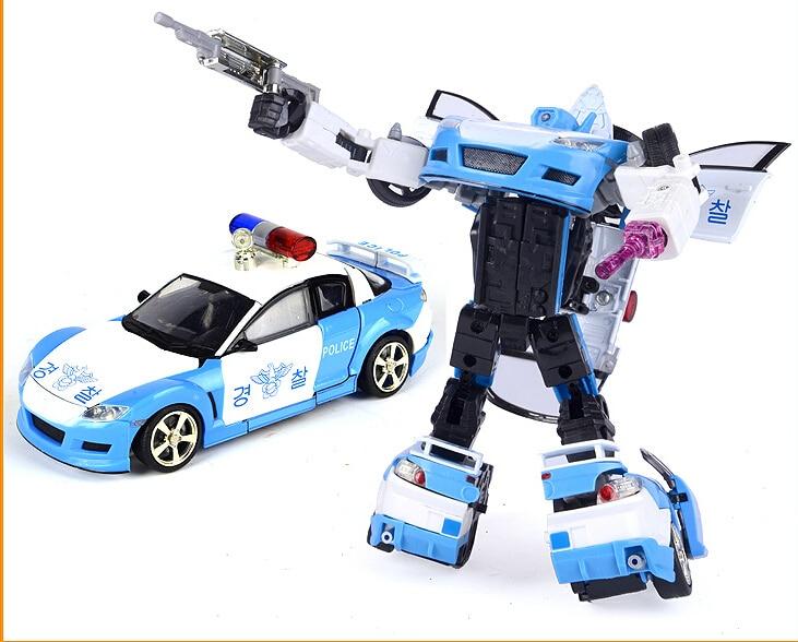 2015 metal deformation robot car 20 b series gundam toys childrenRD800413  -  Toys UU store