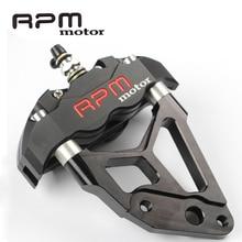 Big discount Motorcycle Front Fork 82mm Brake Calipers For Fastace 30mm Front Shock Absorber 200mm / 220mm Disc Brake