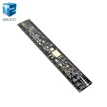GREATZT PCB Ruler For Electronic Engineers For Geeks Makers For Arduino Fans PCB Reference Ruler PCB Packaging Units v2 – 6