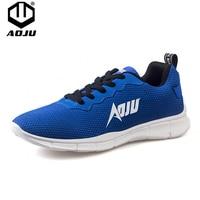 AOJU Ultra Light Running Shoes Women Sneakers Unisex Sports Shoes Breathable Mesh Free Run Zapatillas Hombre Durable Outsole