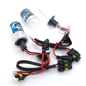 35W 55W HID ксеноновый светильник, Лампа H1 H3 H7 H11 9005 9006 12V, автомобильный головной светильник, лампа 3000K 4300K 5000K 6000K 8000K 10000K 12000K