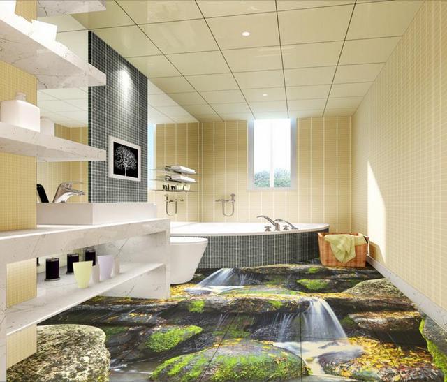 Cheap home decor moderna pavimenti in vinile adesivi - Pavimenti per camere da letto ...