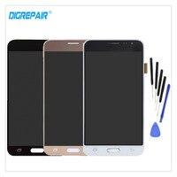 5 0 AAA Black White Gold For Samsung Galaxy J3 2016 J320A J320F J320M LCD Display