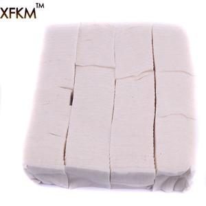 Image 1 - 180 pcs/paquet coton japonais organique pour RDA RBA atomiseur bobine XFKM bricolage Cigarette électronique fil de chaleur bobines coton pur organique