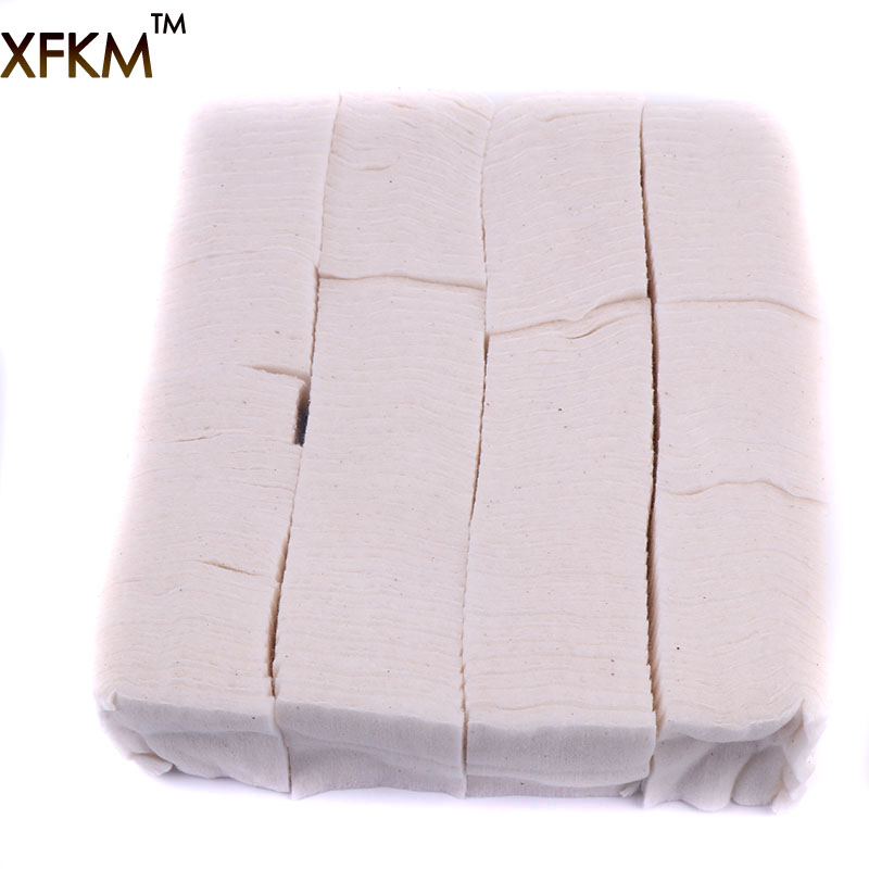 180pcs/pack Organic Japanese Cotton For RDA RBA Atomizer Coil XFKM DIY Electronic Cigarette Heat Wire Coils Organic Pure Cotton