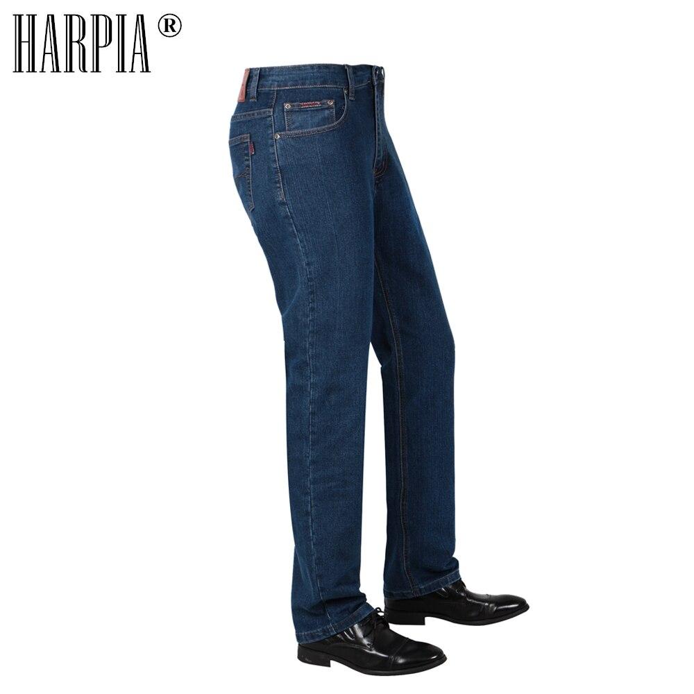 Invierno Denim Straight Casual Harpia Jeans Azul Para Tamaño 9xl Slim Mujer Simple 8xl Mujeres Elástico Más Pantalones Fq7IUq
