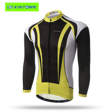 Cycling clothes china XINTOWN Cycling Jersey Men s Long Sleeved Bike Clothes  Sportswear Men High Quality sports ff1f4465b
