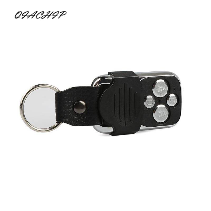 433Mhz Universal Copy CAME TOP432NA Duplicator Cloning 433.92Mhz Wireless Remote Control Garage Door Gate Fob Remote Transmitter qiachip mini copy code 868mhz 4ch universal remote control switch cloning duplicator key transmitter for garage door gate opener