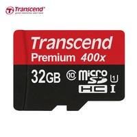 Transcend geheugenkaart 32 gb class10 microsd microsdhc micro sd sdhc kaart Tot 60 MB/S UHS-1 Tf-kaart 32 GB Met Originele verpakking