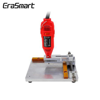 Mobile Phone Mini Grinding Machine With PCB Holder for iPhone 8 8Plus XS max Rear Camera Frame Steel Ring Polishing Cutting Trim