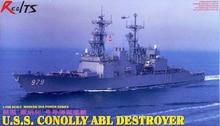RealTS Dragon 7025 1 700 U S S CONOLLY ABL DESTROYER Model kit