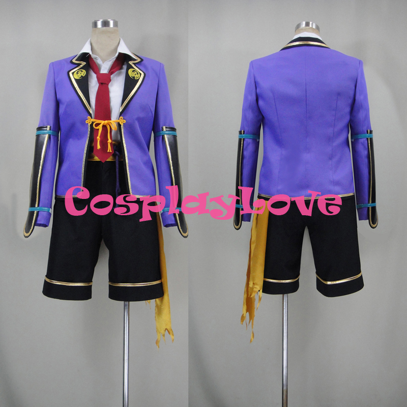 Custom Made Japanese Game Touken Ranbu Online Fudou Yukimitsu Cosplay Costume Christmas Halloween High Quality CosplayLove