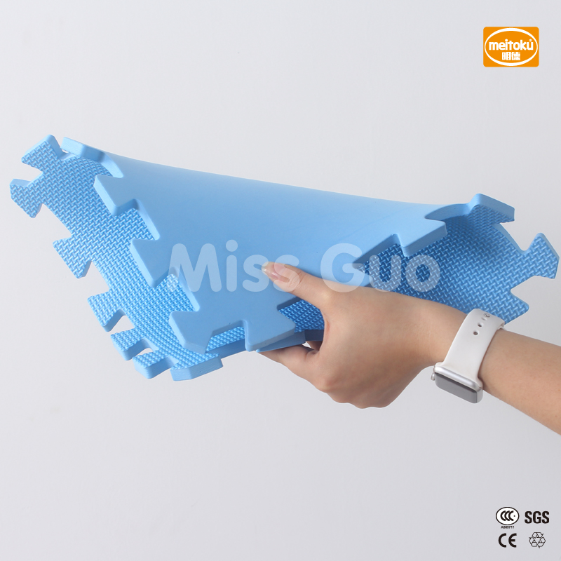 Meitoku-baby-EVA-Foam-Play-Puzzle-Mat-18-or-24lot-Interlocking-Exercise-Tiles-Floor-Mat-for-KidEach-30cmX30cm1cmThick-1