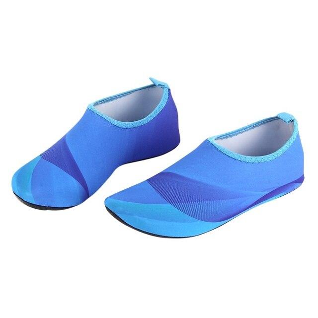 Unisex Cilt su ayakkabısı Plaj Sörf Islak su ayakkabısı Wetsuit Botları Yüzmek Kayma Yeni