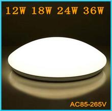AC110V-240V 12W 18W 24W 36W Modern Led Ceiling Lights For Study kitchen balcony aisle corridor bathroom Ceiling lamp Fixture