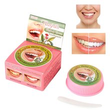 Amazing Herb Teeth Whitening Natural Herbal Toothpaste Thai Toothpaste Strong Formula TF Women