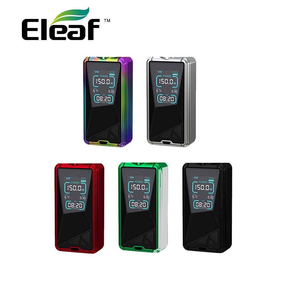 D'origine Eleaf Tessera TC Boîte MOD w/150 w énorme puissance et 2A Rapide charge & 3400 mah batterie boîte de Cigarette électronique mod vs iStick