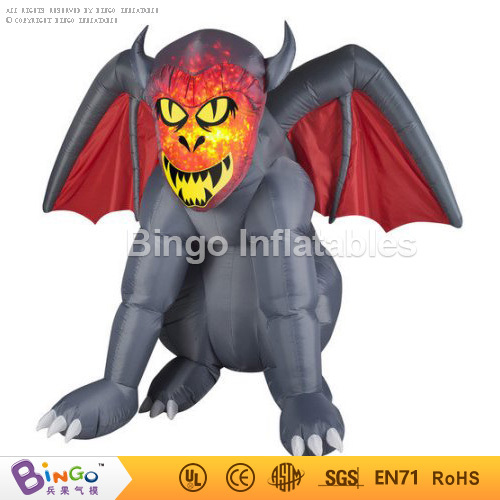 Monstruo de halloween bat inflable 4 M alta monstruo de dibujos animados de halloween party decoration Bingo BG-A1124 inflables de juguete