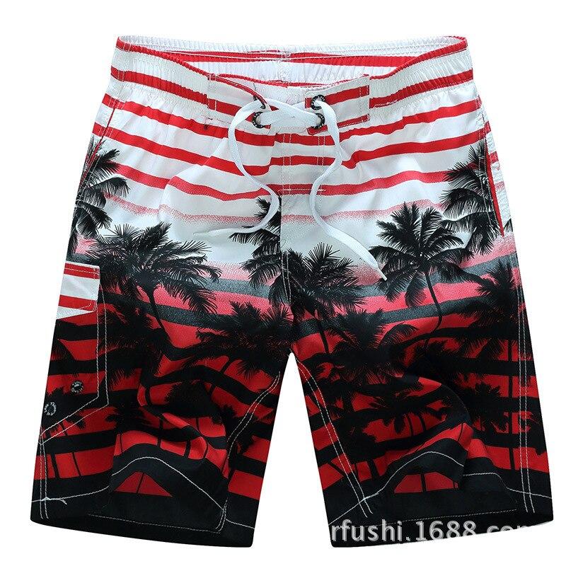 s15 Summer Mens Print Beach Board Shorts Surf Siwmwear Bermudas Swim For Men L001