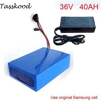 Batería de bicicleta eléctrica 36v 40ah ebike batería 1000w eléctrico 36v batería...