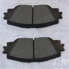 Front Brake Pads  For Toyota YARIS 2005-2015 VIOS 2007-2012 VITZ 2005-2010 Part No.: 04465-52260