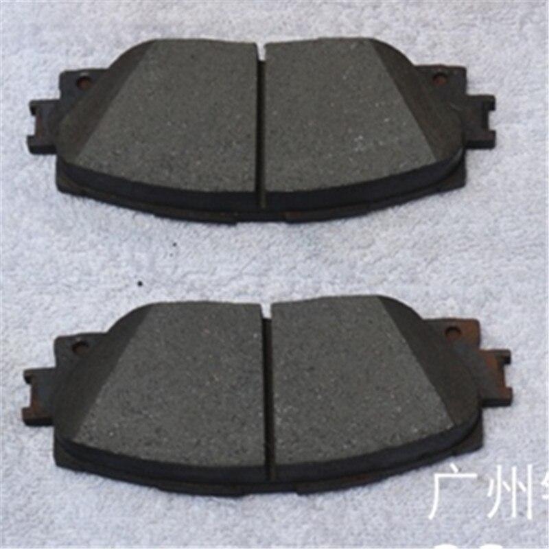Plaquettes de frein avant pour Toyota YARIS 2005-2015 VIOS 2007-2012 VITZ 2005-2010 référence: 04465-52260