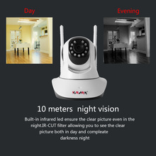 IGRARK 1080P IP Camera Wireless Home Security IP Camera Surveillance Camera Wifi Night Vision CCTV Camera Baby Monitor 1920*1080