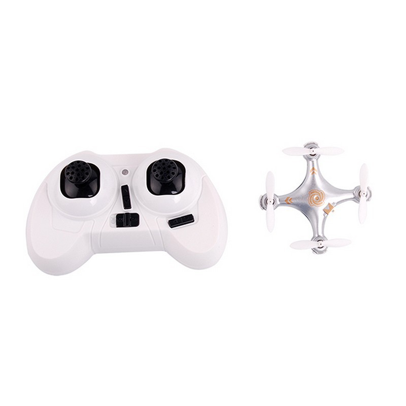 RC Helicopter Cheerson CX-10A RC Quadcopter 4CH 2.4GHz Headless Drone Mode vs CX-10A TEN