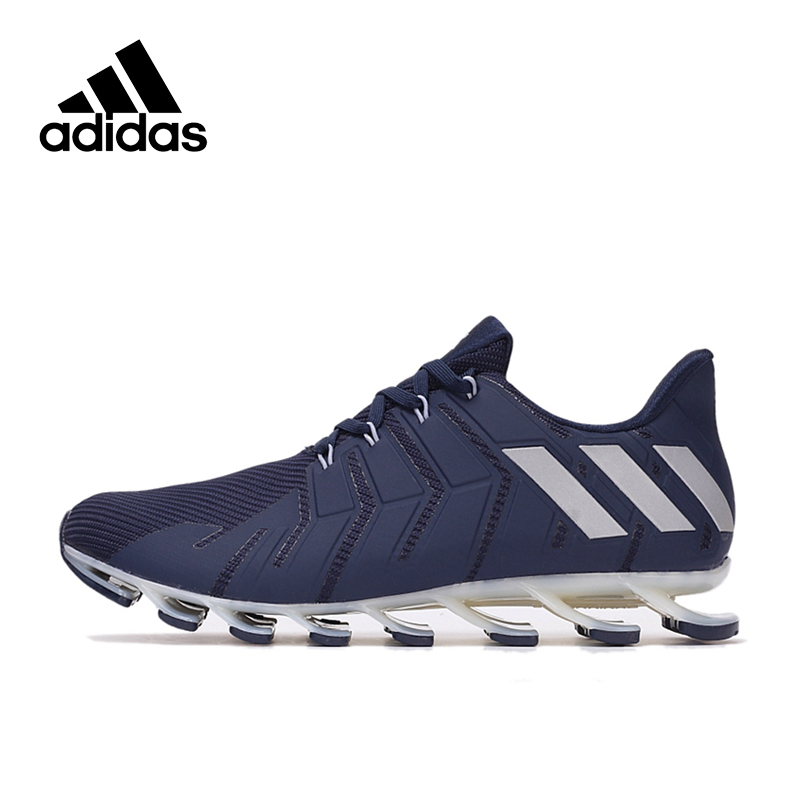 Original Authentic Adidas Springblade Pro M Men's Running Shoes Sneakers Sports Outdoor Brand Designer Good Quality B49441 original new arrival authentic adidas official springblade pro m men s running breathable shoes sneakers