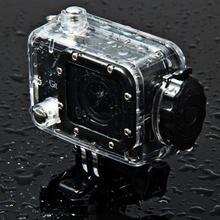 באיכות גבוהה 30M Waterproof הגנה כיסוי מקרה דיור מתחת למים צלילה מגן עבור GitUp Git1 & Git2 ספורט מצלמה
