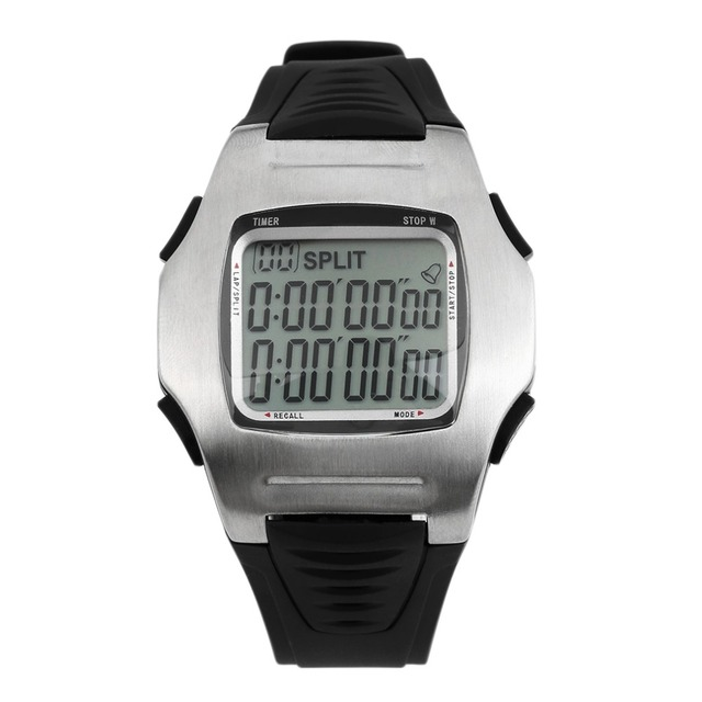Soccer Referee Watches Timer