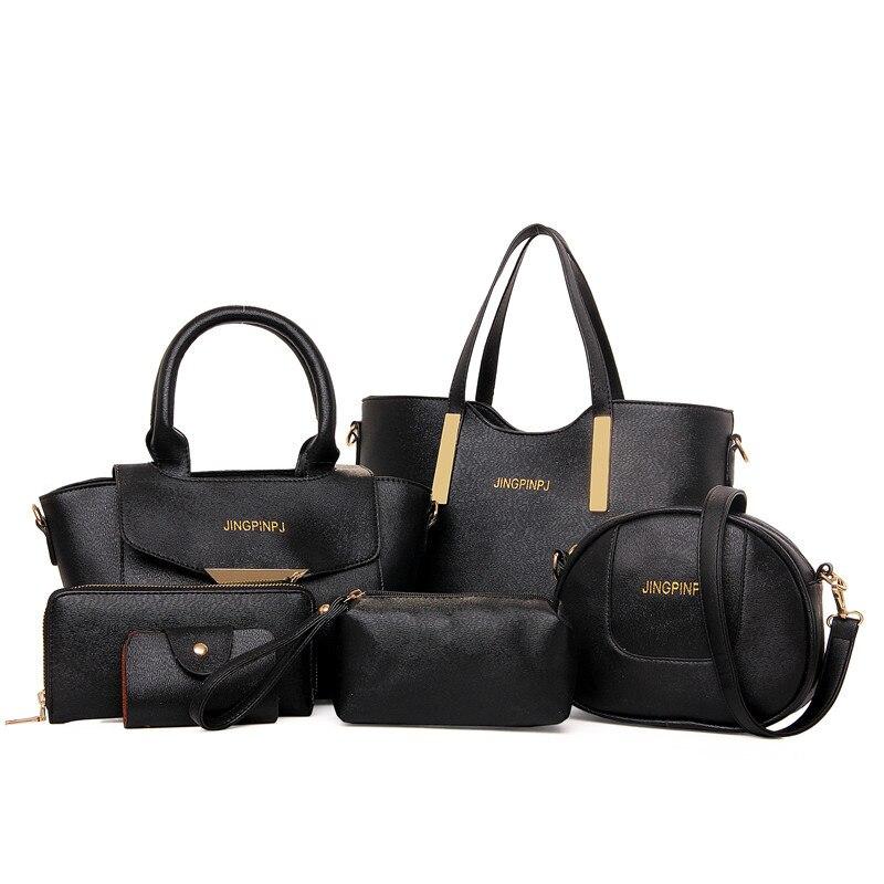 HTB1OrKUggHqK1RjSZJnq6zNLpXaR - BERAGHINI 2018 New Fashion Women Composite Bags