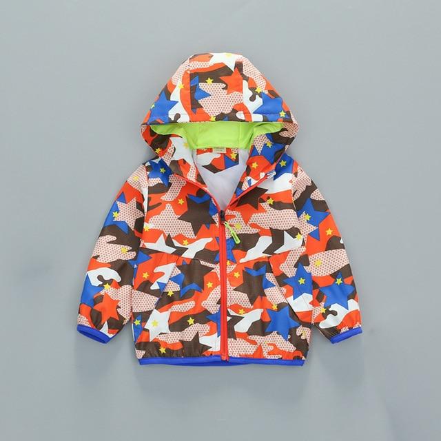 c17bb5a8a baby boys Spring jacket Windbreaker Coat Toddler Boy Blazer Children ...
