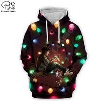 2019 Hot Mens Stranger Things Season 3 Sweatshirt Dropship 3D Printed Hoodie Men/Women pullover Tracksuit Hooded zipper outsuit